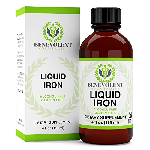 Liquid Iron with Herbs