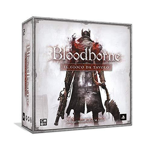 Asmodee - Bloodborne: Il Gioco da Tavolo, Edizione in Italiano, 8995