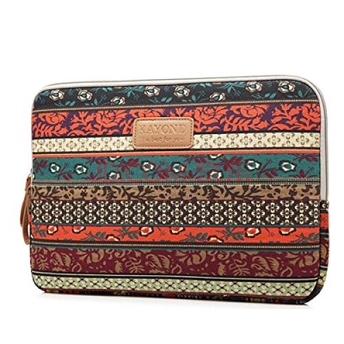 OWIME Portable Laptop Sleeve Bag For Macbook Pro Air Notebook Bag Case Cover 11.6 13.3 14 15.6 Inch (Color : B, Size : 2018-11- 2019 air 13)