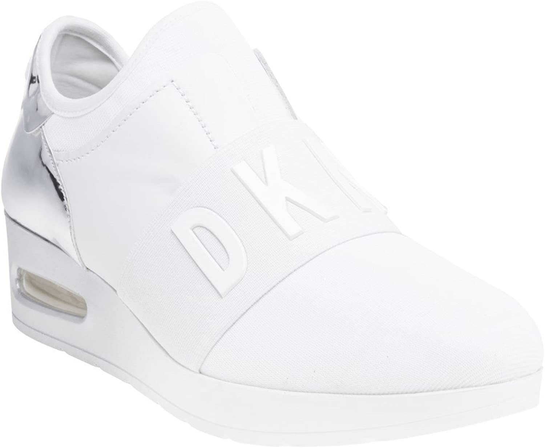 DKNY Arnold Slip On On On Wedge Damen Turnschuhe Metallisch  70e128