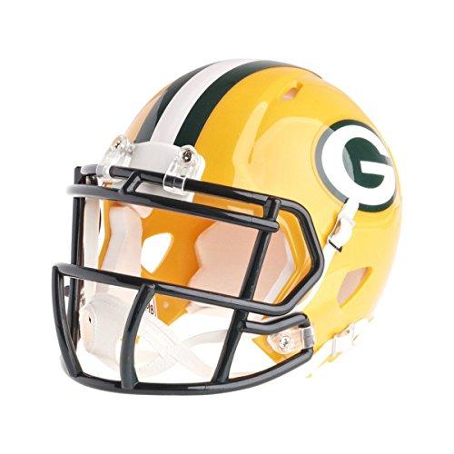 Riddell NFL GREEN BAY PACKERS Speed Mini Football Helmet