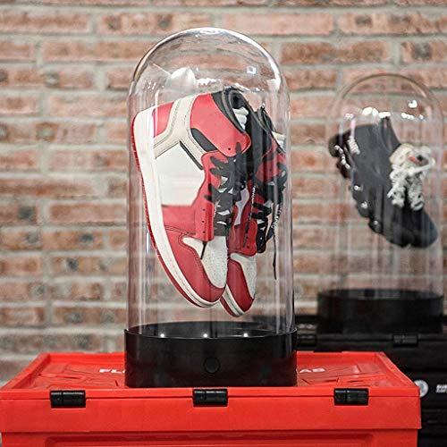 ADAHX Sneaker Display Box, Basketball Box Chaussures Haut De Gamme Panneaux en Acrylique Clair Cas...