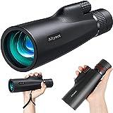 Telescopio Monocular 10-30x50 para Adultos,Zoom Monocular,Starscope monocular con lente FMC de prisma BAK-4,ocular grande de 22 mm para observación de vida silvestre,observación de aves