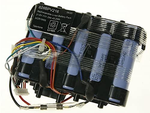 Bosch - Paquete de baterías originales de 21,6 V Li-Ion para escoba Readyy 21,6 V