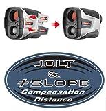 Caddytek Laser Range Finders for Golf, CaddyView V2 +Slope and Jolt function