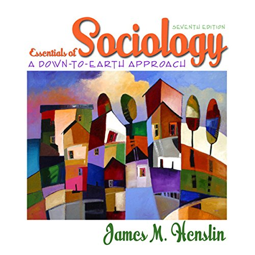 VangoNotes for Essentials of Sociology audiobook cover art