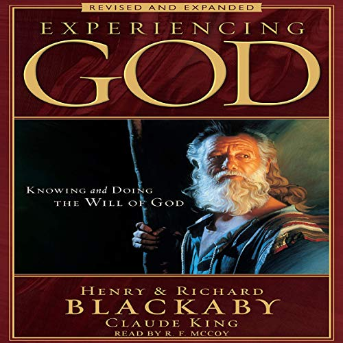 Experiencing God: Knowing and Doing the Will of God cover art