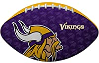 NFL Gridiron Junior-Size Youth Football, Minnesota Vikings