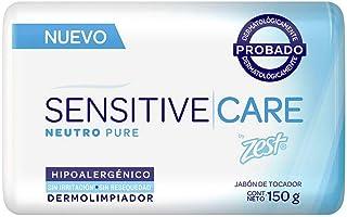 ZEST Jabón en Barra Sensitive Care Pure 150g