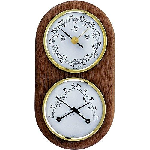 TFA 20.1051 - Estación meteorológica analógica (previsión para 12 a 24 Horas)