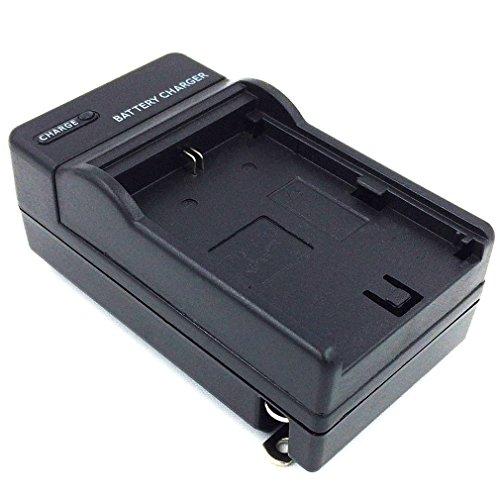 Yunchenghe NP-FH70 Baterías de la cámara Cargadores para Sony Handycam DCR-DVD DCR-HC...
