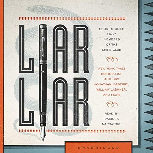 Liar Liar copertina