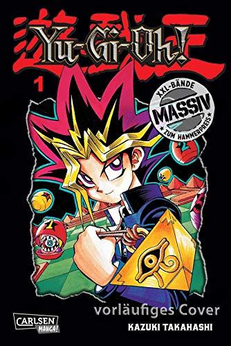 Yu-Gi-Oh! Massiv 1: 3-in-1-Ausgabe des beliebten Sammelkartenspiel-Manga