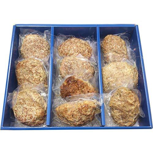 オリーブ豚ハンバーグ10個入り 〔110g×10〕 香川県 化学調味料不使用 肉惣菜 焼き豚P