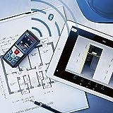 Zoom IMG-2 bosch professional distanziometro laser glm