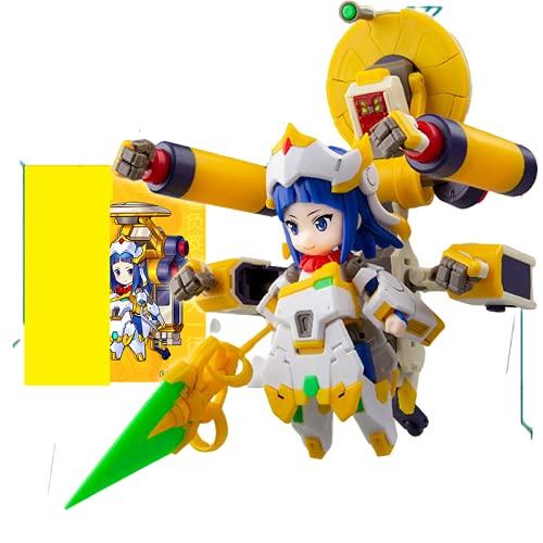 将魂姫 西遊戦機 可愛 孫悟空の師父 三蔵様 ABS PS  プラスチックモデル 玩具 Q版 128MM