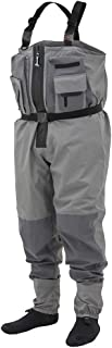 KING Q PROOF Fishing Chest Waders Stockingfoot for Men