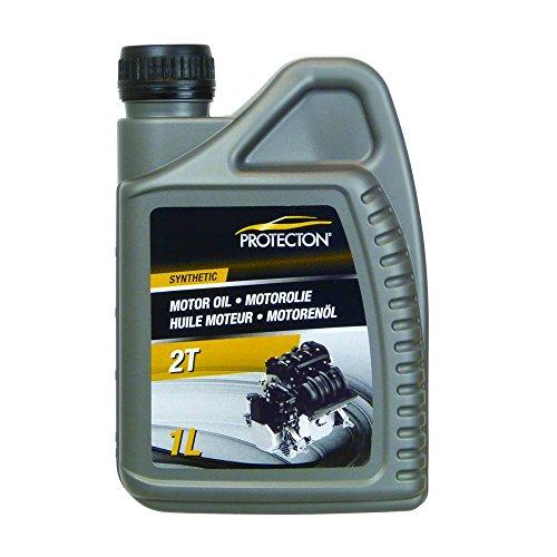 Protecton 1890501 Motorolie Synthetisch 2T, 1 liter