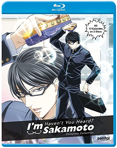 Haven't You Heard: I'm Sakamoto/ [Blu-ray] [Import]