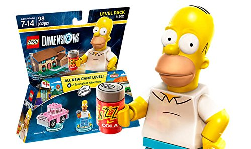 LEGO Dimensions – Level Pack – Simpsons - 6