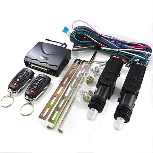 Yxwei Sistema De Alarma De Control Remoto De Control Remoto De Control Remoto De Control Remoto De Control Remoto con Control Remoto Sin Llave