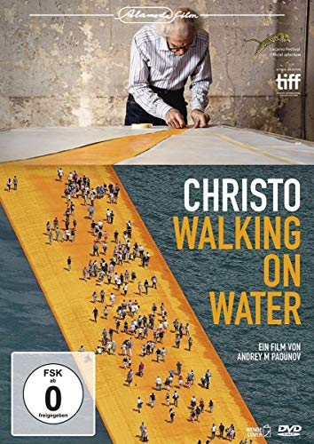 Christo - Walking on Water (OmU)