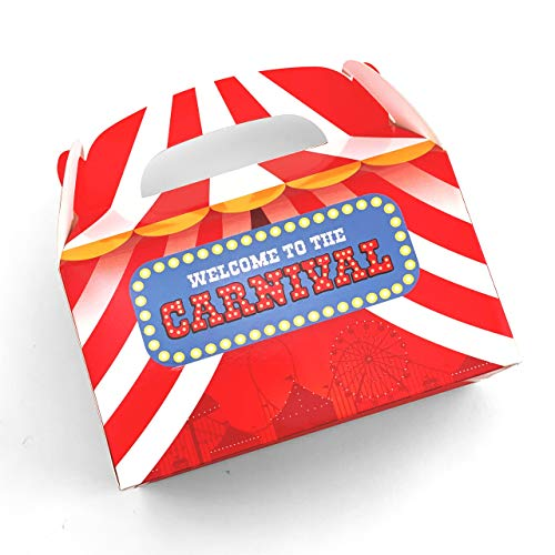 Carnival Goodie Bags (Pack of 12)