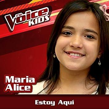 Estoy Aquí (Ao Vivo / The Voice Brasil Kids 2017)