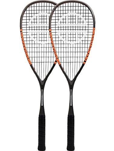 UNSQUASHABLE Inspire Y-4000 - Raqueta de Squash (2 Unidades)