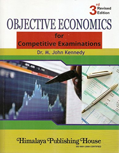 Objective Economics for Competitive Examinations