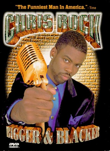 Chris Rock: Bigger and Blacker [DVD] [1999] [2004]