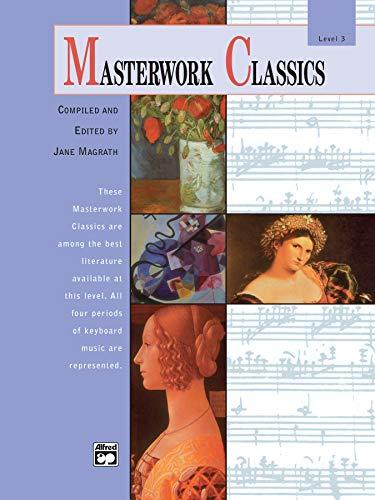 Masterwork Classics: Level 3, Book & CD