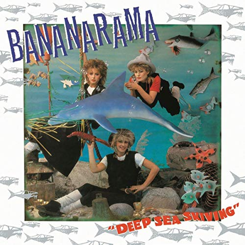 Deep Sea Skiving (Ltd.Blue Colored Edition) [Vinyl LP]