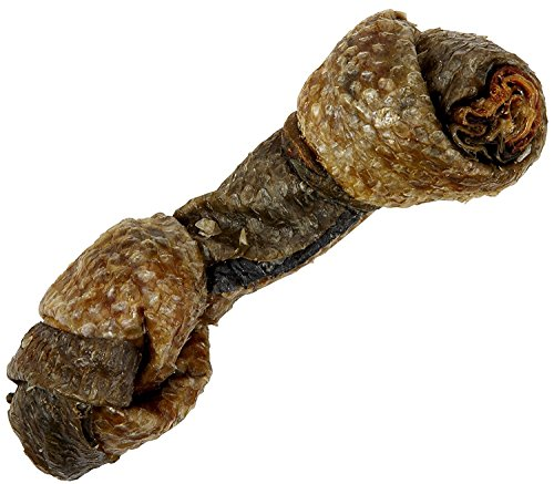 Snack 21 Salmon Skin Bone - 18Ct