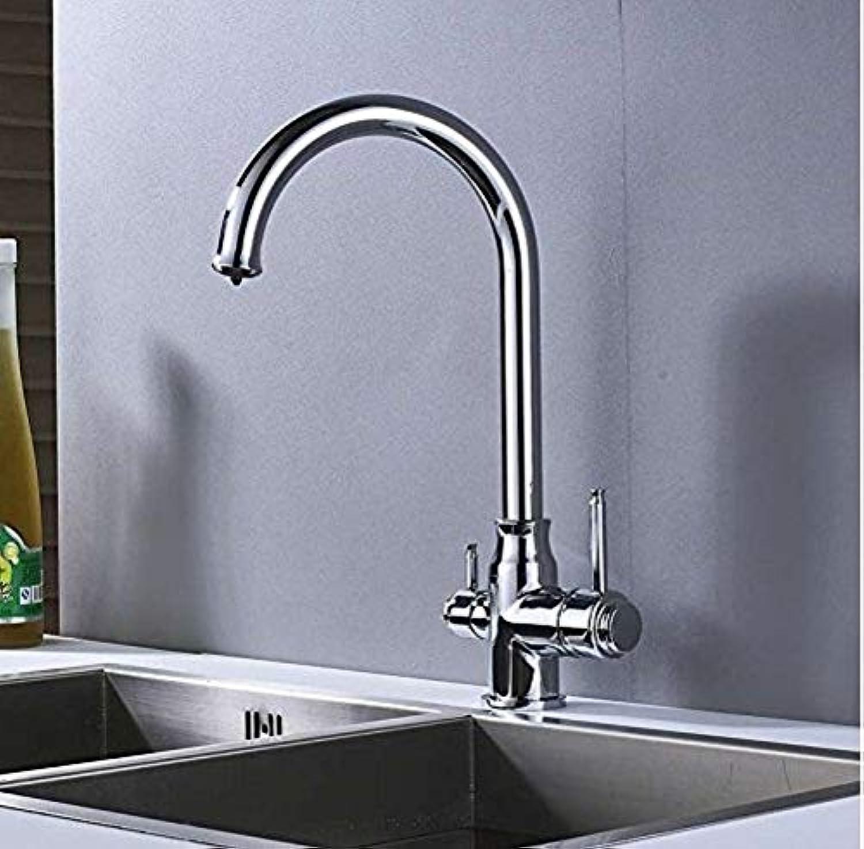 360° redating Faucet Retro Faucetkitchen Sink Taps Pure Drinking Faucet Mixer Tap