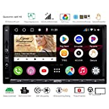 ATOTO S8 Ultra S8G2A78U, in-Dash Android Car Navigation Entertainment System, Dual Bluetooth w/aptX HD, Wireless Phone Link, Gesture Operation, Built-in 4G Cellular Modem, Support 512GB SD & More