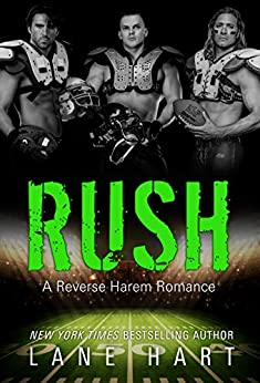 Rush: A Reverse Harem Romance by [Lane Hart, L.A.  Hart]