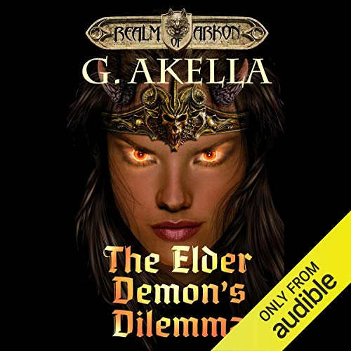 The Elder Demon's Dilemma Titelbild