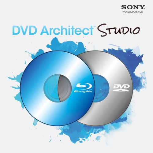 Sony DVD Architect Studio 5.0 [Download]