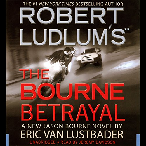 Couverture de Robert Ludlum's The Bourne Betrayal
