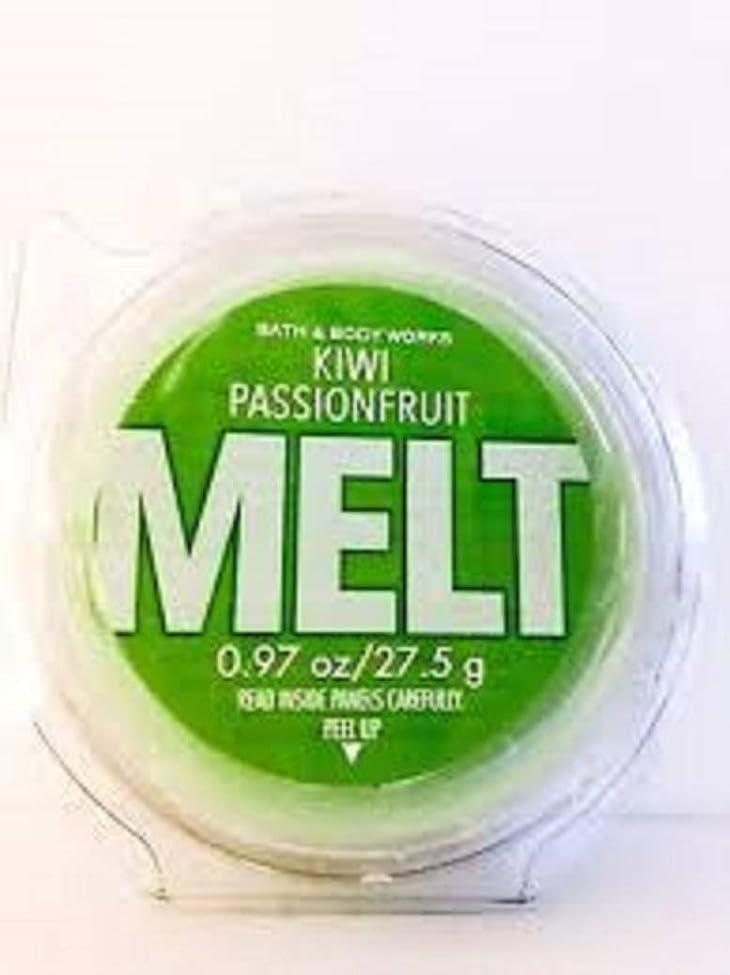頑固な彼らは事件、出来事【Bath&Body Works/バス&ボディワークス】 フレグランスメルト タルト ワックスポプリ キウイパッションフルーツ Wax Fragrance Melt Kiwi Passionfruit 0.97oz/27.5g