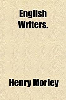 English Writers (Volume 2, PT. 1)