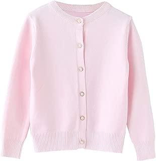 childrens pink cardigans