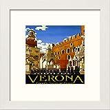 L Lumartos Vintage Verona Poster Modern Home Decor Wall Art