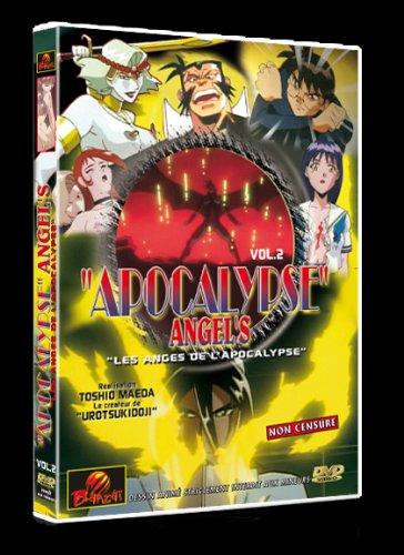 Apocalypse Angel's vol 2-Manga