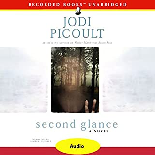 Second Glance audiobook cover art