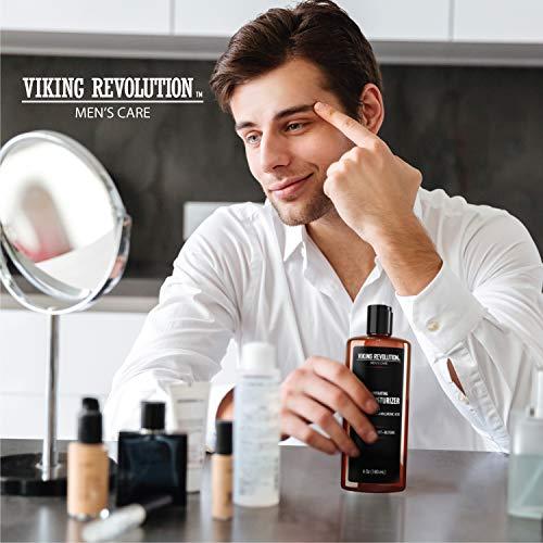 518Whda8Z6L - Mens Face Cream - Natural Face Moisturizer Cream for Men Skincare for Anti Wrinkle & Anti Aging Facial Cream for Men, Mens Face Care