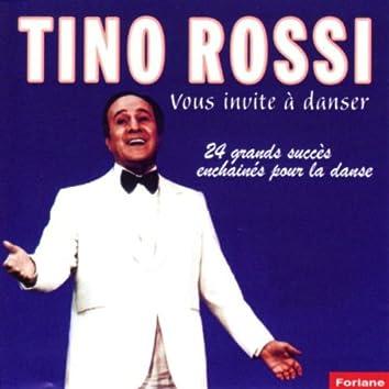 Tino Rossi vous invite à danser (24 grands succès)