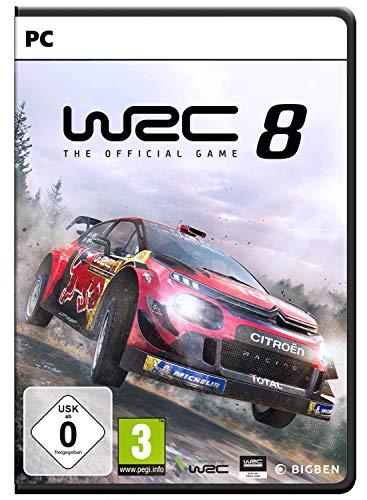 WRC 8 [PC]