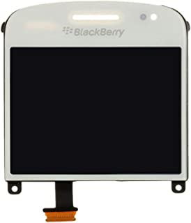LCD, Digitizer & Lens (001/111) for BlackBerry Bold Touch 9900, 9930 (White) with Glue Card